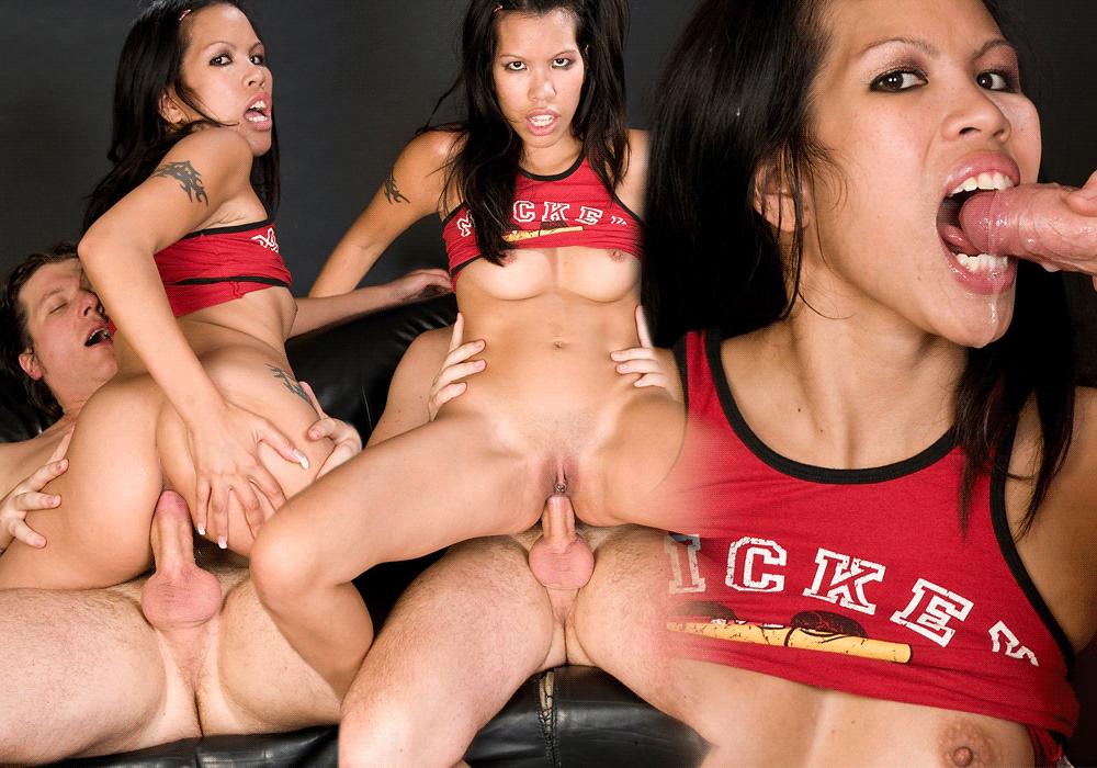 Asian Backdoor Bitches